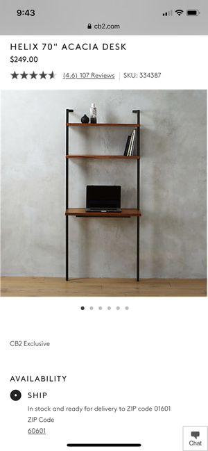 CB2 Helix Desk for Sale in Greenwich, CT