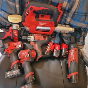 Milwaukee M12 Lot for Sale in Fort Worth, TX