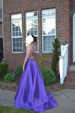 Sherri Hill Purple Prom Dress for Sale in Brentwood, NC