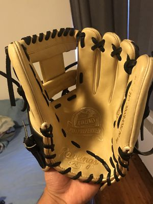 Rawlings Pro Preferred 11/34in $275 or best offer for Sale in The Bronx, NY