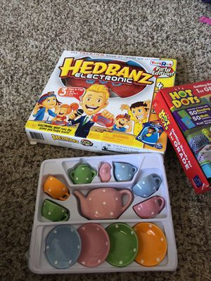 Set of kid games for Sale in Orlando, FL