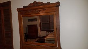 Antique Mirror for Sale in Raleigh, NC