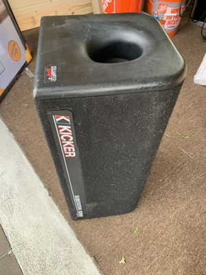 Kicker Bass Sub Woofer Speaker Car Audio - 8 inch for Sale in Bethpage, NY