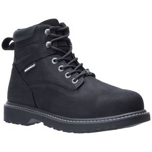 """Construction boots """"SIZE #10"""" soft toe boots for men's! Flexible boots waterproof ! for Sale in Lodi, NJ"""
