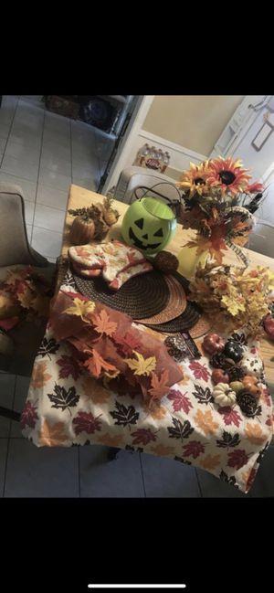 Autumn decor for Sale in Houston, TX