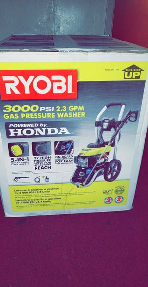 Gas pressure washer for Sale in Los Angeles, CA