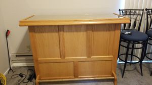 Bar - Solid wood for Sale in Bellevue, WA