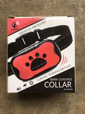 DogRook Bark Control Collar for Sale in East Los Angeles, CA