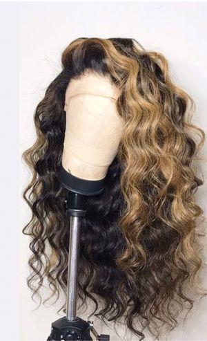 Kymi J's loose deep wave wig. for Sale in Miramar, FL
