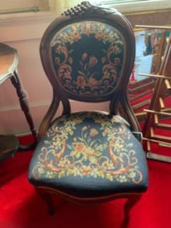 Floral Antique Chair for Sale in Rockwall, TX