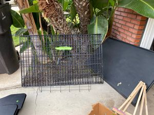 Extra Large Dog Crate for Sale in Riverside, CA