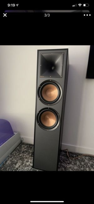 Klipsch R-820-f Tower Speakers pair for Sale in Glendale, CA