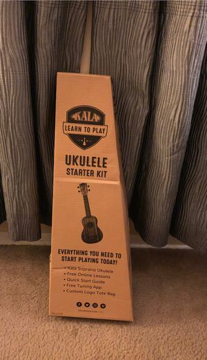 Kala Starter Soprano Ukelele for Sale in Pompano Beach, FL