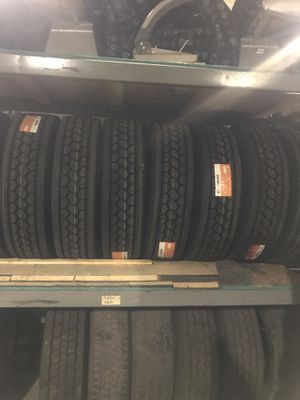 Truck Trailer steer tires for Sale in Schaumburg, IL
