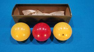 Vintage Aramith Carom Billiard Pool Balls for Sale in Marietta, GA