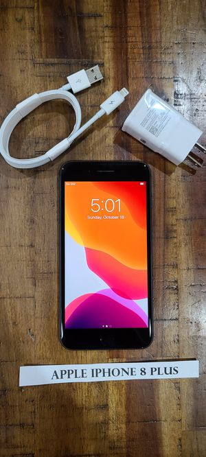 IPhone 8+Plus unlocked 64gb for Sale in Lynnwood, WA