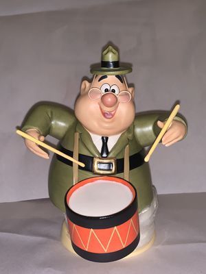 """Walt Disney Classic Collection:Mickey Mouse Club - J. Audubon Woodlore (Park Ranger) """"Beat the Drums"""" for Sale in Sugar Land, TX"""
