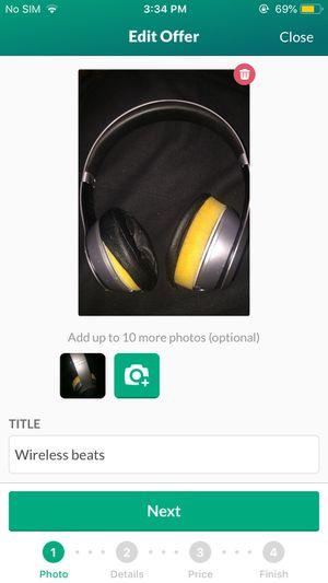 Wireless beats solo for Sale in Philadelphia, PA