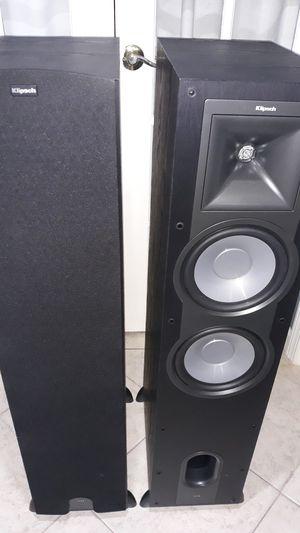 Klipsch Floor Standing Speakers. for Sale in Brooklyn, NY
