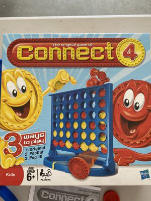 Connect 4 game for Sale in Chandler, AZ