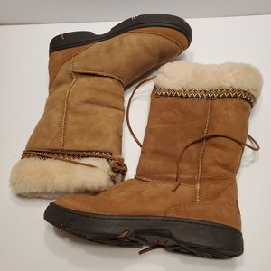 UGG Australia ULTIMATE CUFF BOOTS 5273 Women's Size US 9, EU 40 Chestnut Brown for Sale in Campbell, CA