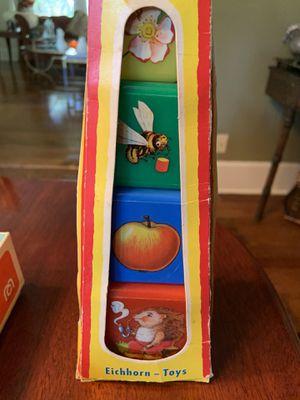 Baby blocks - Eichhorn-Spielzeug Antique for Sale in Dallas, TX