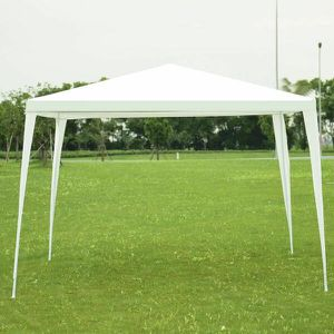 10 ft. x 10 ft. Heavy-Duty Canopy Party Wedding Tent Gazebo Pavilion Cater Event Outdoor Shade for Sale in La Puente, CA