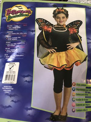 Girls butterfly costume for Sale in Houston, TX