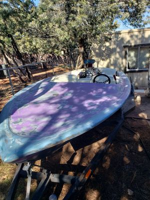 400HP 16ft jet boat for Sale in Payson, AZ