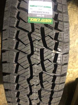 BRAND NEW 31 10.50 15 tires for only $130 each with FREE INSTALL!!! for Sale in Lakewood, WA