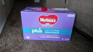 Huggies Little Movers ($35OBO) for Sale in Tacoma, WA