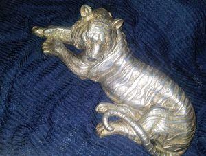 Tiger Figurine for Sale in Gainesville, FL