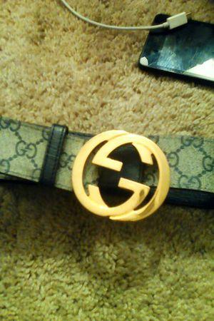 Gucci belt $150 for Sale in Cheney, KS