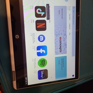 Laptop New.touch Hp $440 New. for Sale in Los Angeles, CA