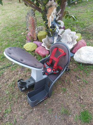 Kids bike seat $20 for Sale in Ontario, CA