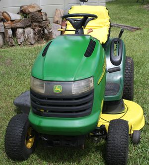 "John Deere L110 riding mower, 42"" deck , Automatic for Sale in Kissimmee, FL"