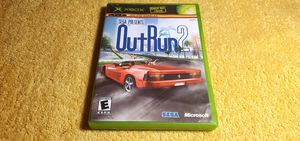 OUTRUN 2 XBOX GAME COMPLETE for Sale in Missouri City, TX
