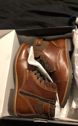 Aldo never been used men boots for Sale in Garland, TX