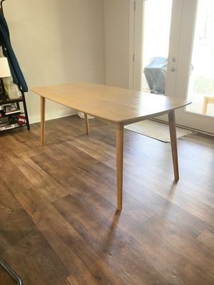 Mid century modern Kitchen table for Sale in Travelers Rest, SC