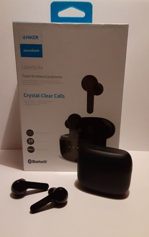 Anker Soundcore Liberty Air Wireless Earbuds for Sale in Goochland, VA