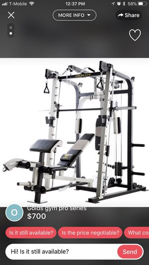 Golds Gym Pro series for Sale in Chico, CA