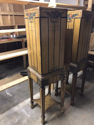 Antique custom storage cabinets for Sale in Scituate, MA
