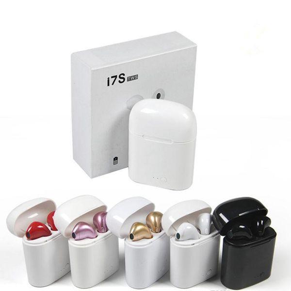 I7S TWS Wireless Bluetooth