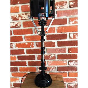 Handmade tool and car part lamp for Sale in Bay St. Louis, MS