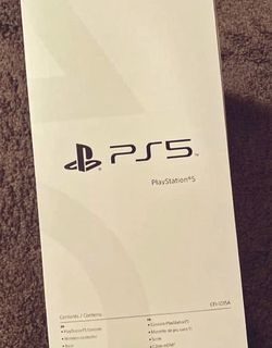 New PS5 Disc Edition💯 for Sale in Mesquite,  TX