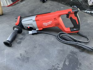 Milwaukee rotary hammer drill SDS plus 5262-21 brand new NUEVO for Sale in Los Angeles, CA