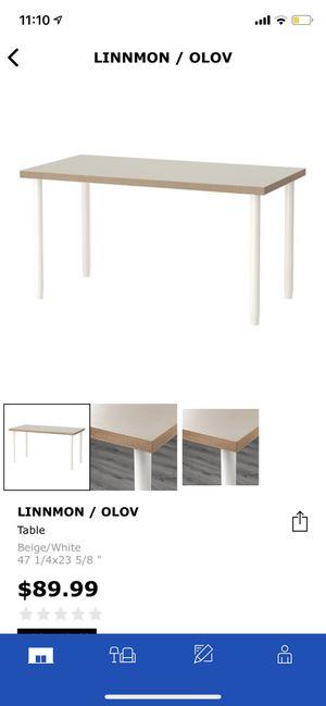 Desk adjustable leg for Sale in College Park, MD
