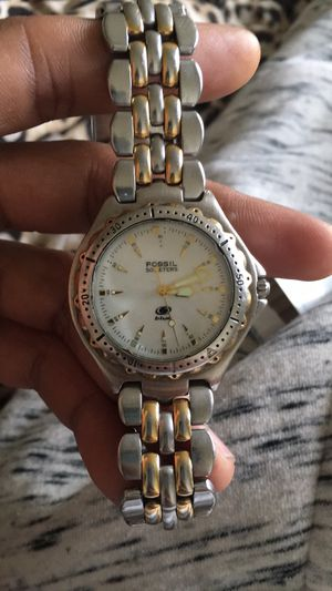 Mens Fossil watch for Sale in Linthicum Heights, MD
