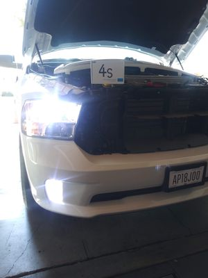 H11 4 sided Car led Headlights for Sale in Montebello, CA