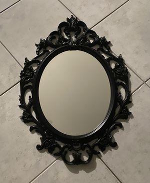 Black Ornate IKEA Wall Mirror for Sale in Miami, FL